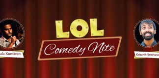 LOL Comedy Nite