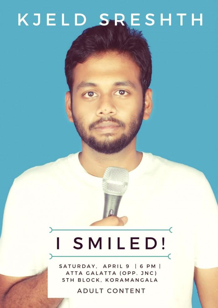 I Smiled